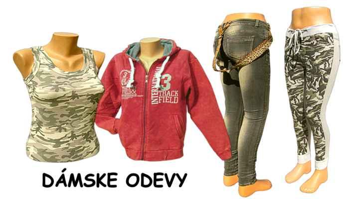 40252092f Odevy pre ženy, dámske oblečenie a šaty, legíny, nohavice, kraťasy, online
