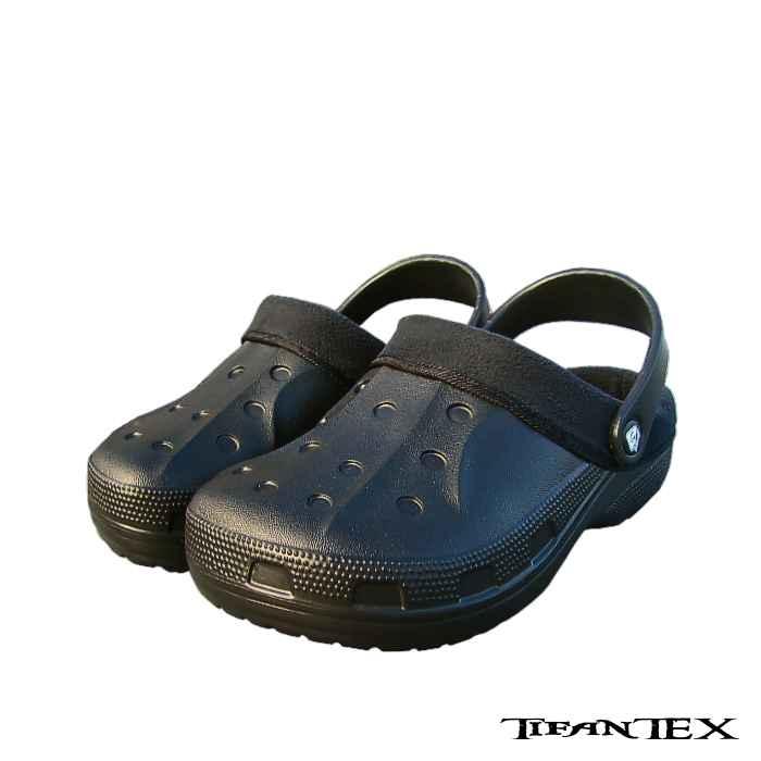 651689ef325 Šľapky KROXY dámske zateplené čierne - Tifatex obuv