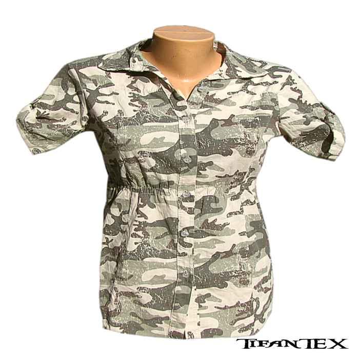 2c757ee545de Minišaty maskáčové Miss Lucky - Tifantex armyshop
