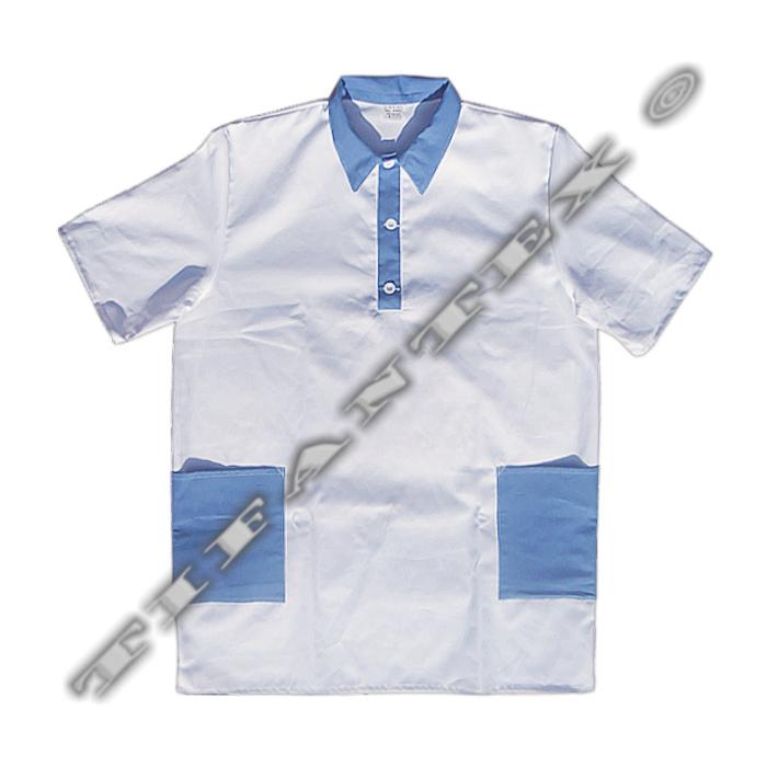 a134b7715eee košeľa stredne dlhá HILDA pracovné odevy pre zdravotníkov