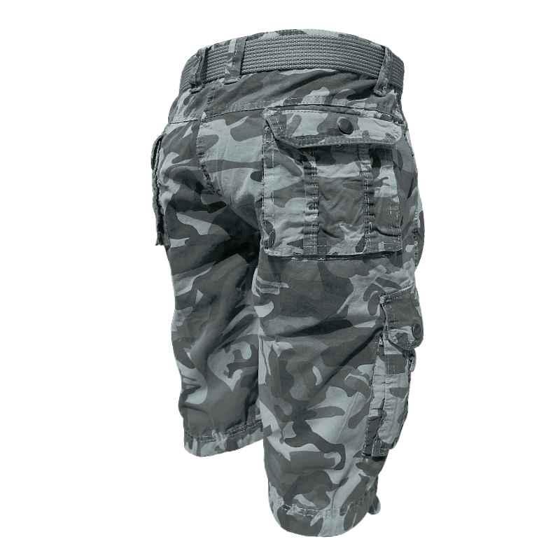84fd1cddc182 maskáčové kraťasy FOREX navy - TifanTEX pánske oblečenie