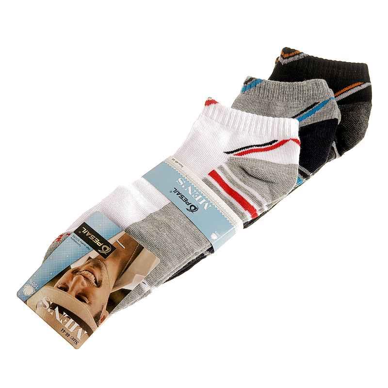 0d0b87e232f3 pánske ponožky Pesail členkové 3 ks
