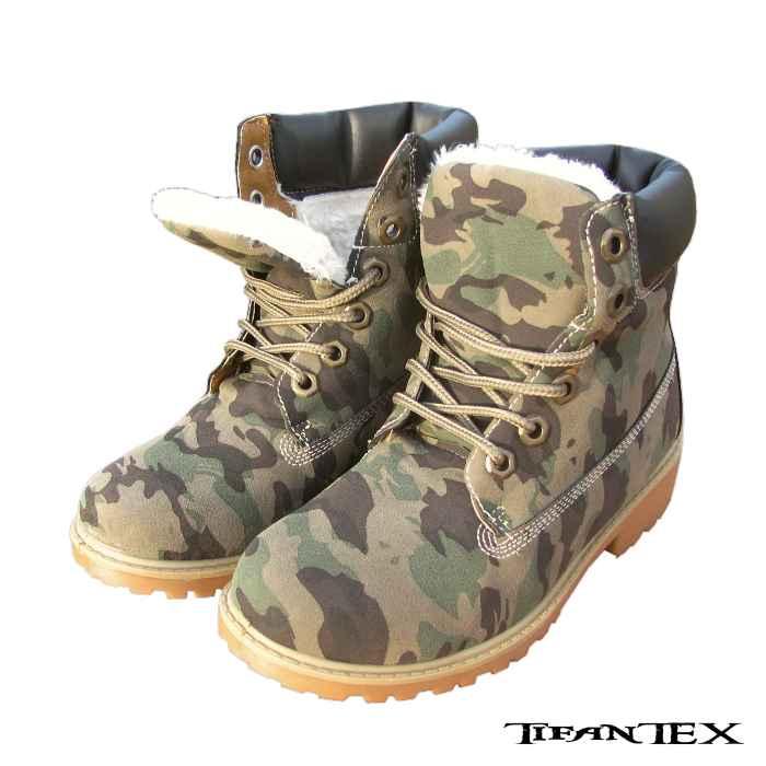 ff5280d27f5c1 Obuv dámska Outdoor camo - Tifantex topánky